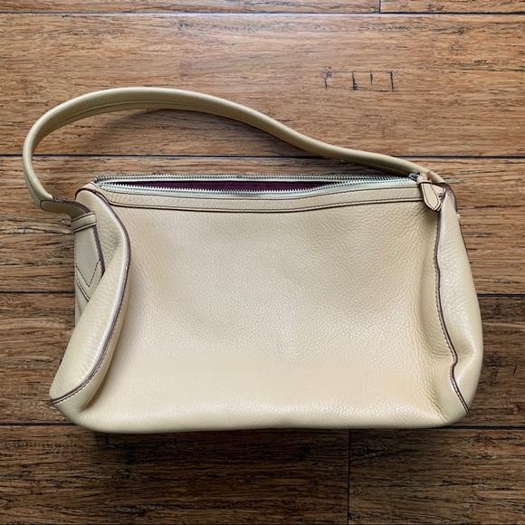 Cole Haan Handbags - Medium Size Beige Tan Shoulder Bag